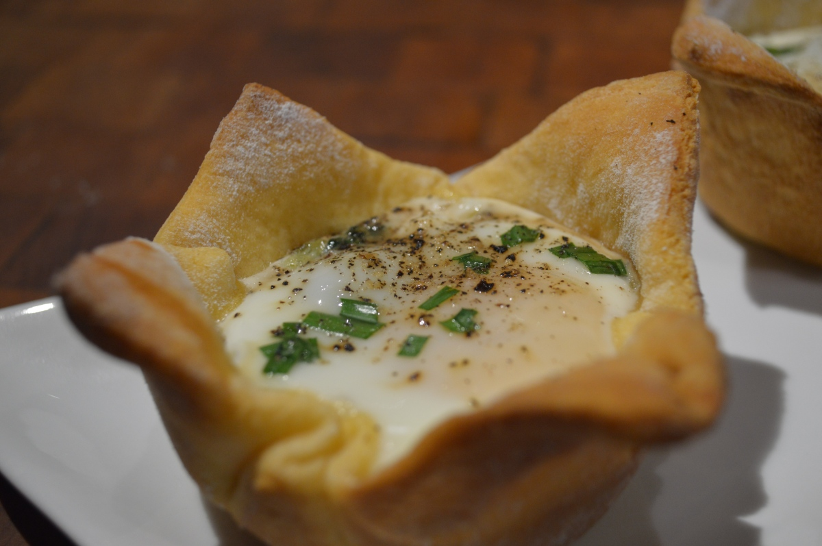 Canastillas de Huevo