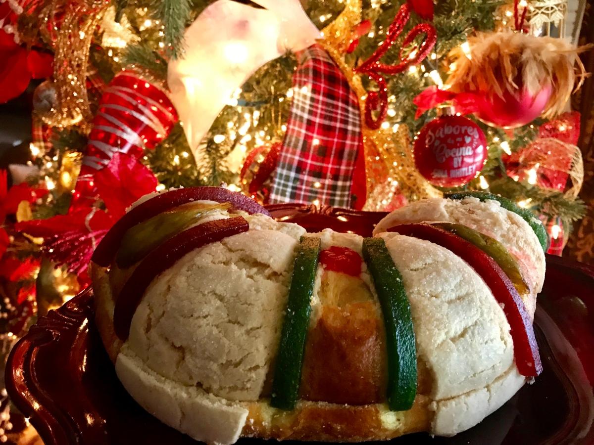 Rosca de ReyesTradicional