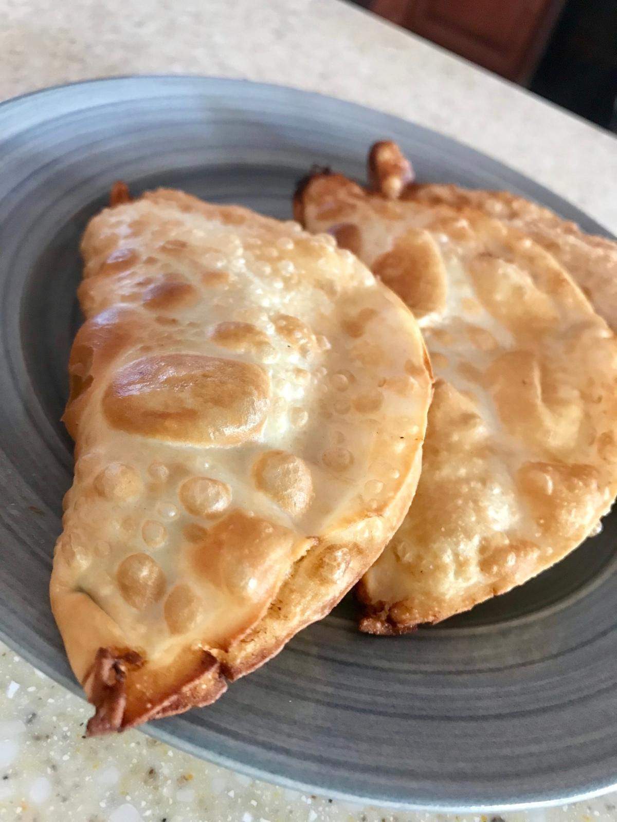Empanadillas de atun